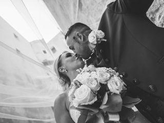 Le nozze di Erika e Manuel