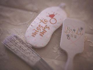 Le nozze di Luigi e Eunice 1