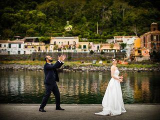 Le nozze di Gabriele e Marisa