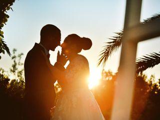 Le nozze di Tiffany e Alessandro 1