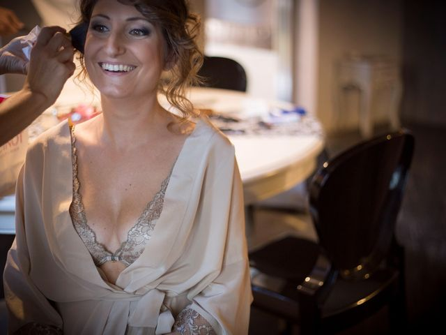 Il matrimonio di Cristiano e Elena a Empoli, Firenze 2