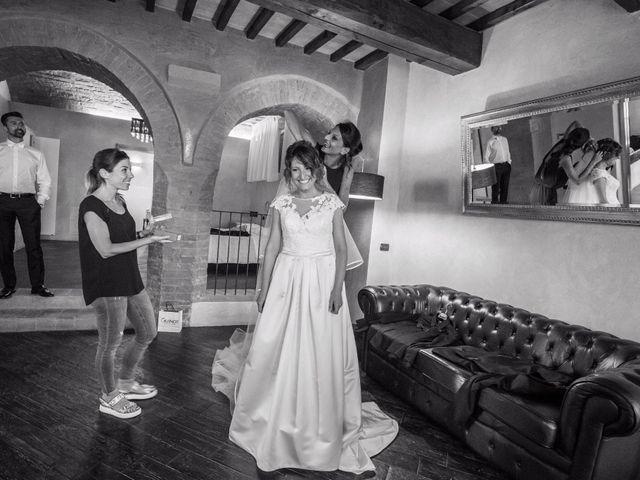 Il matrimonio di Cristiano e Elena a Empoli, Firenze 12