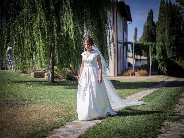 Il matrimonio di Cristiano e Elena a Empoli, Firenze 15