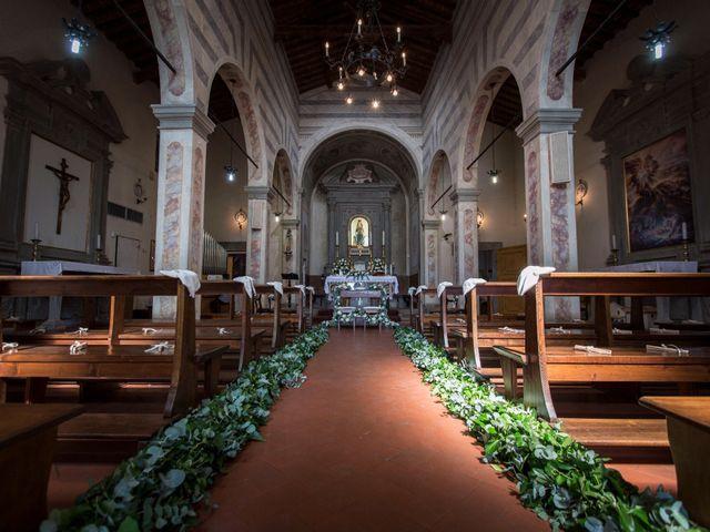 Il matrimonio di Cristiano e Elena a Empoli, Firenze 16