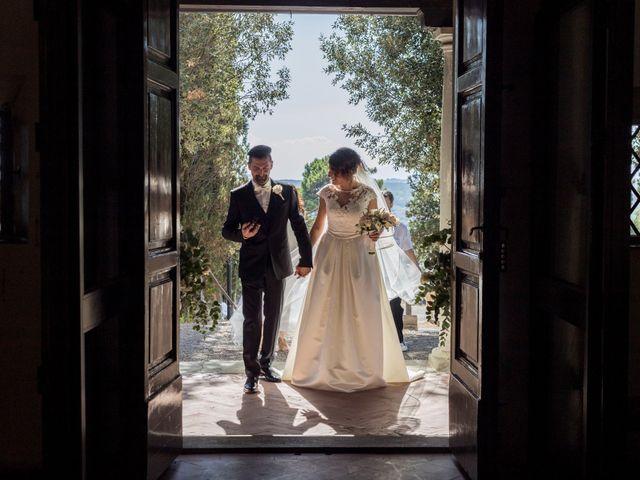 Il matrimonio di Cristiano e Elena a Empoli, Firenze 18