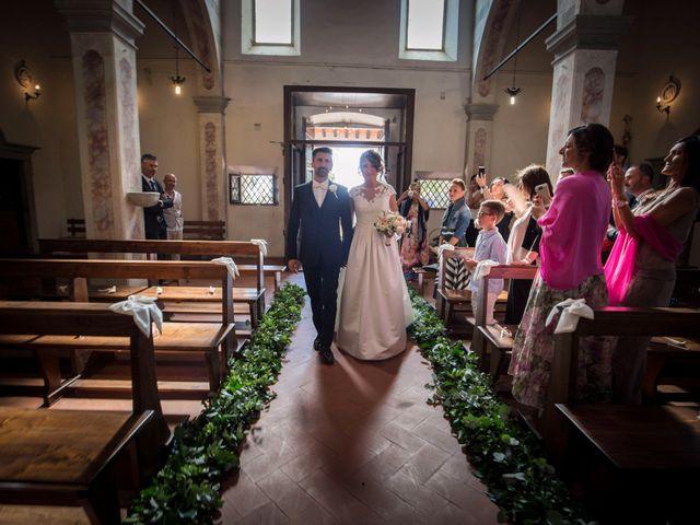 Il matrimonio di Cristiano e Elena a Empoli, Firenze 19