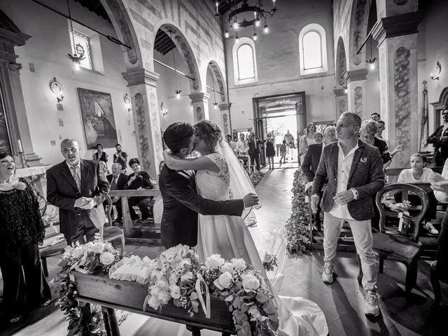 Il matrimonio di Cristiano e Elena a Empoli, Firenze 23