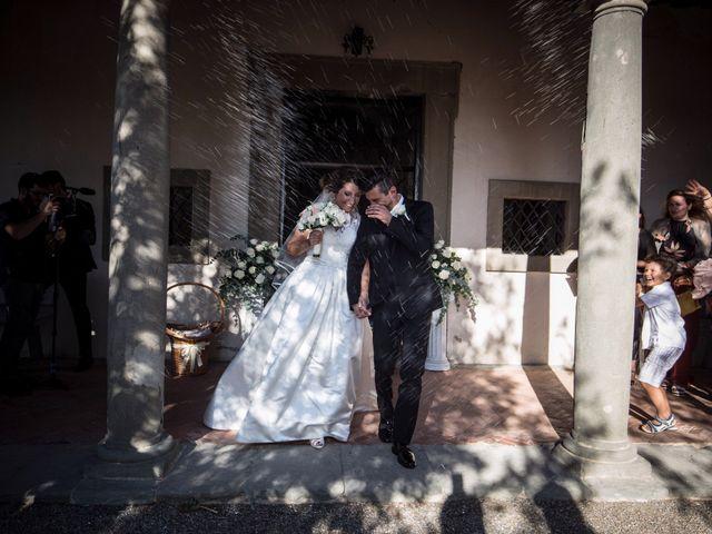 Il matrimonio di Cristiano e Elena a Empoli, Firenze 25