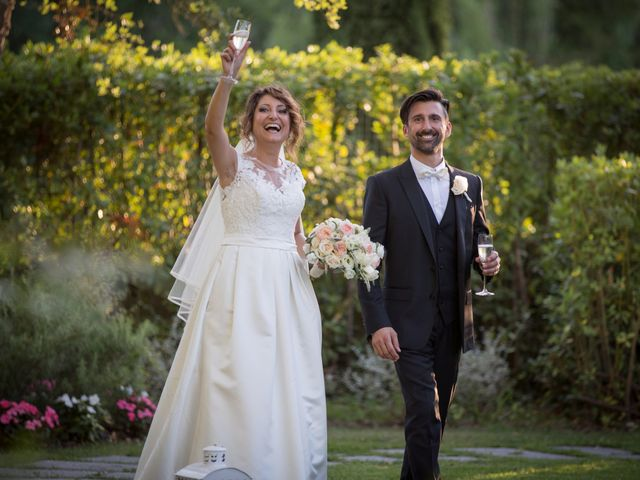 Il matrimonio di Cristiano e Elena a Empoli, Firenze 32