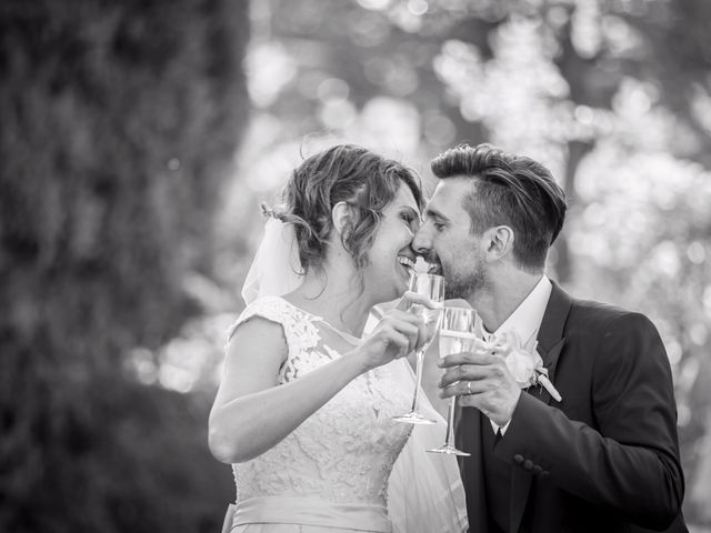 Il matrimonio di Cristiano e Elena a Empoli, Firenze 33
