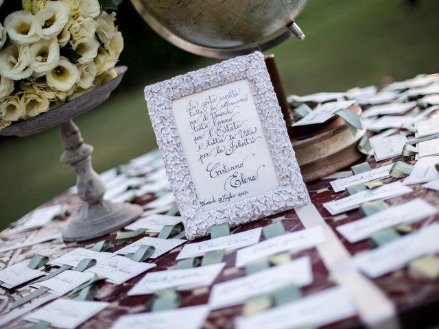 Il matrimonio di Cristiano e Elena a Empoli, Firenze 36