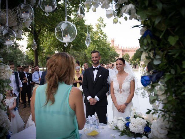 Il matrimonio di Luciana e Umberto a Maranello, Modena 13
