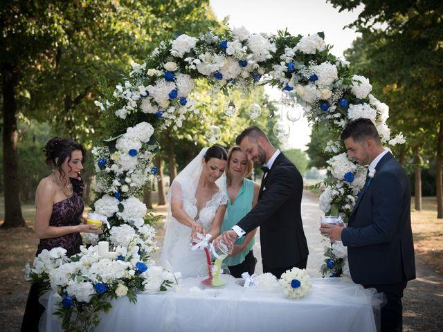 Il matrimonio di Luciana e Umberto a Maranello, Modena 14