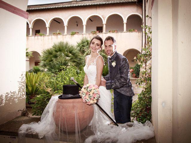 le nozze di Marina e Emanuele