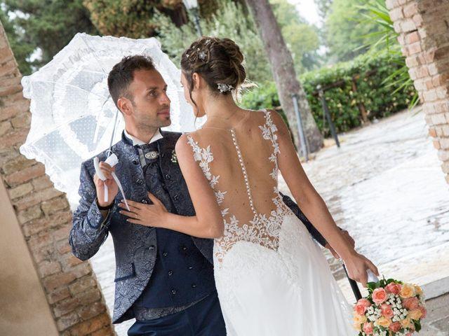 Il matrimonio di Emanuele e Marina a Scandriglia, Rieti 1