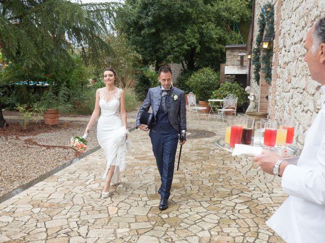 Il matrimonio di Emanuele e Marina a Scandriglia, Rieti 2