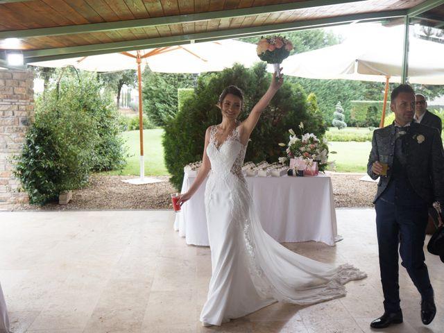Il matrimonio di Emanuele e Marina a Scandriglia, Rieti 3