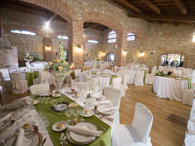 Il matrimonio di Emanuele e Marina a Scandriglia, Rieti 4