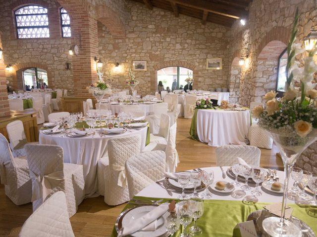 Il matrimonio di Emanuele e Marina a Scandriglia, Rieti 5
