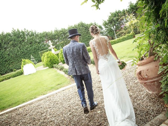 Il matrimonio di Emanuele e Marina a Scandriglia, Rieti 11