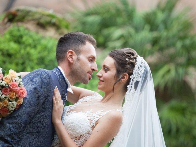 Il matrimonio di Emanuele e Marina a Scandriglia, Rieti 17