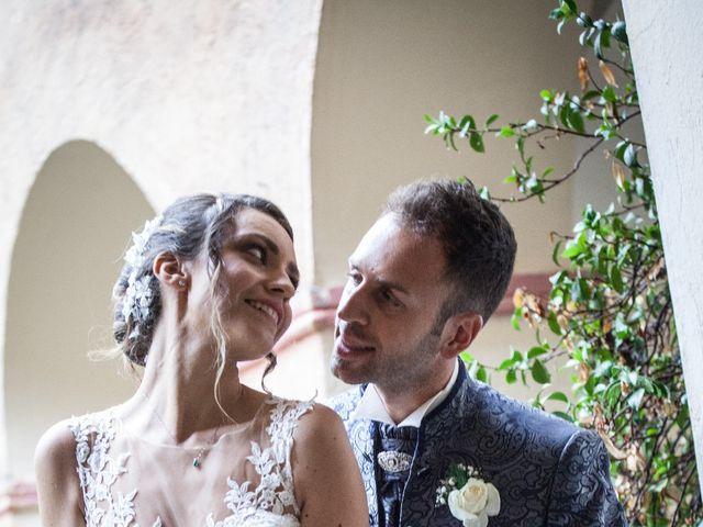 Il matrimonio di Emanuele e Marina a Scandriglia, Rieti 18