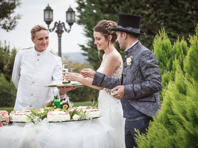 Il matrimonio di Emanuele e Marina a Scandriglia, Rieti 22