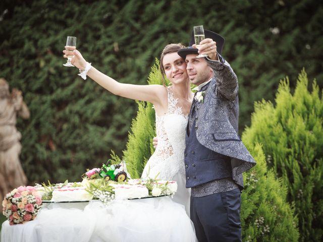 Il matrimonio di Emanuele e Marina a Scandriglia, Rieti 23