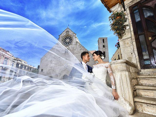 le nozze di Antonella e Felice