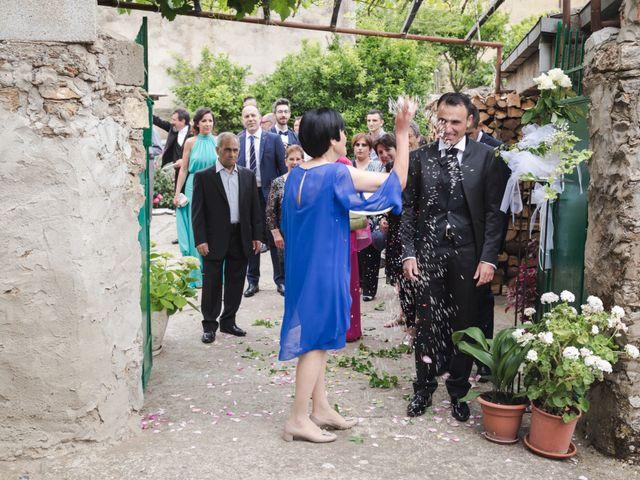 Il matrimonio di Elisa e Enzo a Armungia, Cagliari 47