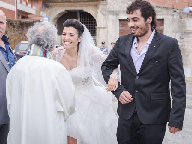 Il matrimonio di Elisa e Enzo a Armungia, Cagliari 54