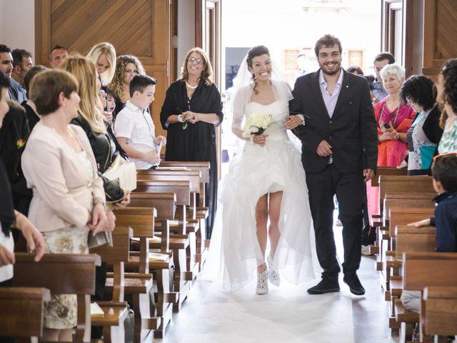 Il matrimonio di Elisa e Enzo a Armungia, Cagliari 55