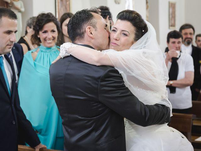 Il matrimonio di Elisa e Enzo a Armungia, Cagliari 56