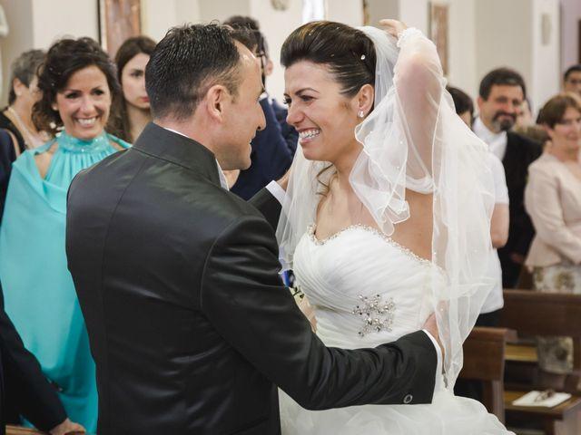 Il matrimonio di Elisa e Enzo a Armungia, Cagliari 57
