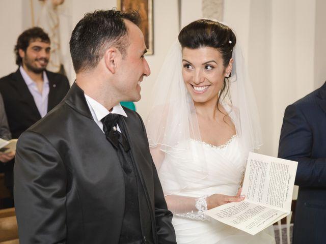 Il matrimonio di Elisa e Enzo a Armungia, Cagliari 61