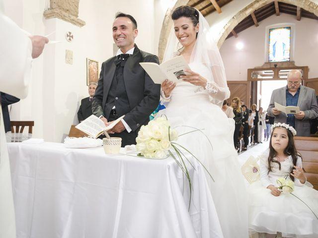 Il matrimonio di Elisa e Enzo a Armungia, Cagliari 62