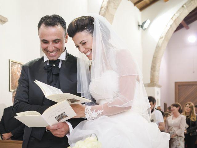 le nozze di Enzo e Elisa