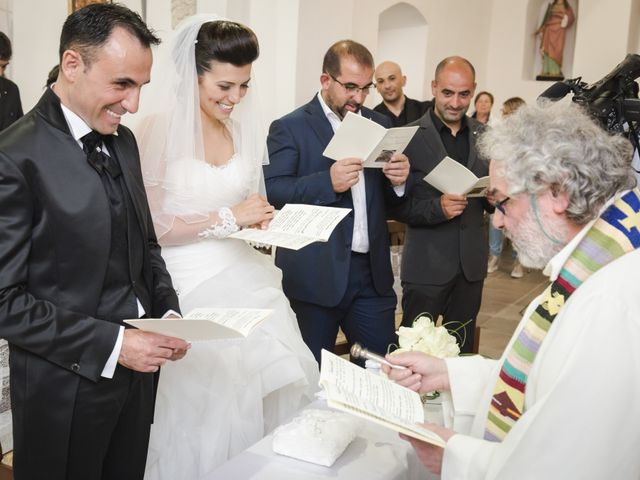 Il matrimonio di Elisa e Enzo a Armungia, Cagliari 63