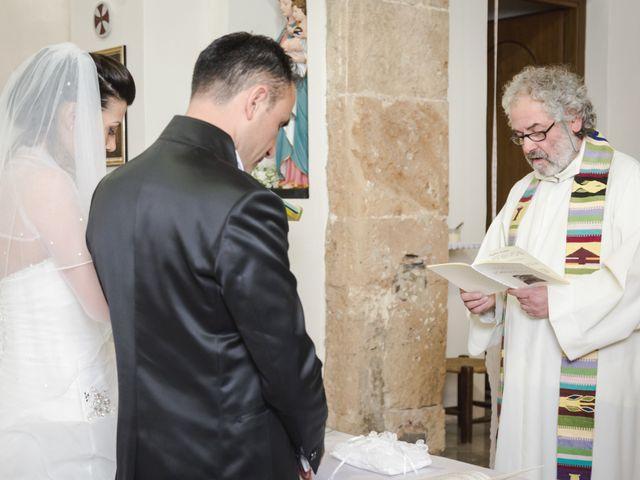Il matrimonio di Elisa e Enzo a Armungia, Cagliari 67