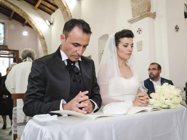 Il matrimonio di Elisa e Enzo a Armungia, Cagliari 70