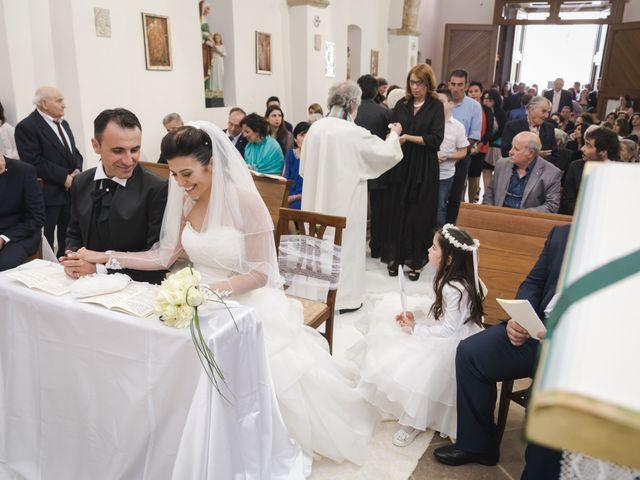 Il matrimonio di Elisa e Enzo a Armungia, Cagliari 71