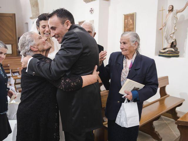 Il matrimonio di Elisa e Enzo a Armungia, Cagliari 72