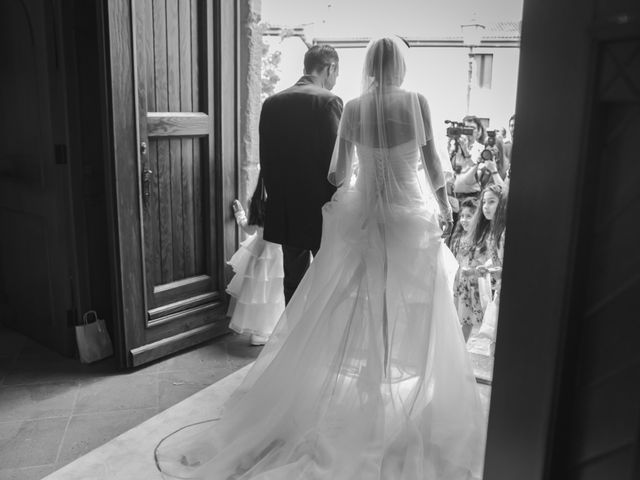 Il matrimonio di Elisa e Enzo a Armungia, Cagliari 75