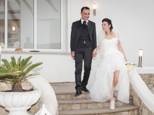 Il matrimonio di Elisa e Enzo a Armungia, Cagliari 80