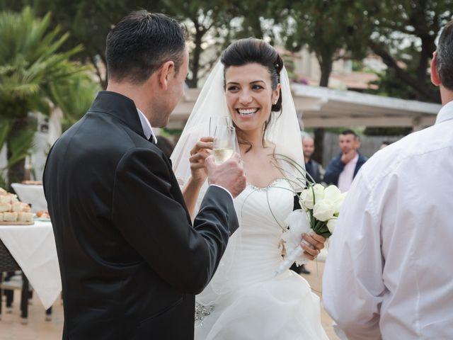 Il matrimonio di Elisa e Enzo a Armungia, Cagliari 81