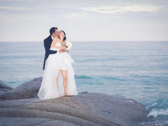 Il matrimonio di Elisa e Enzo a Armungia, Cagliari 95