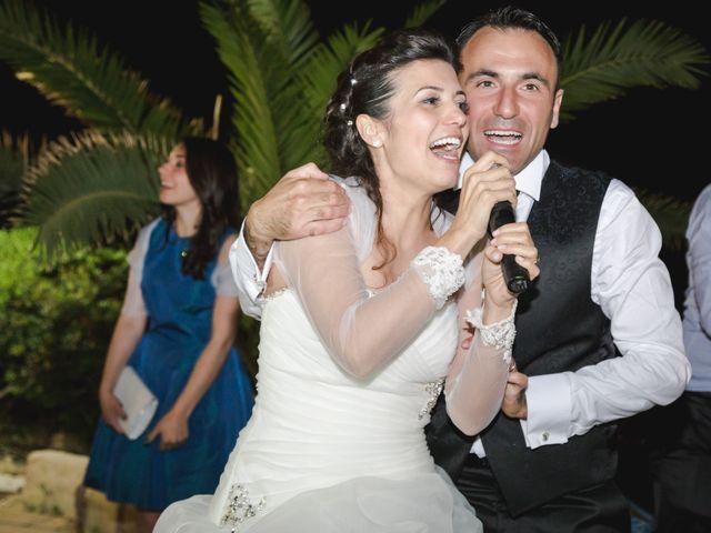 Il matrimonio di Elisa e Enzo a Armungia, Cagliari 110