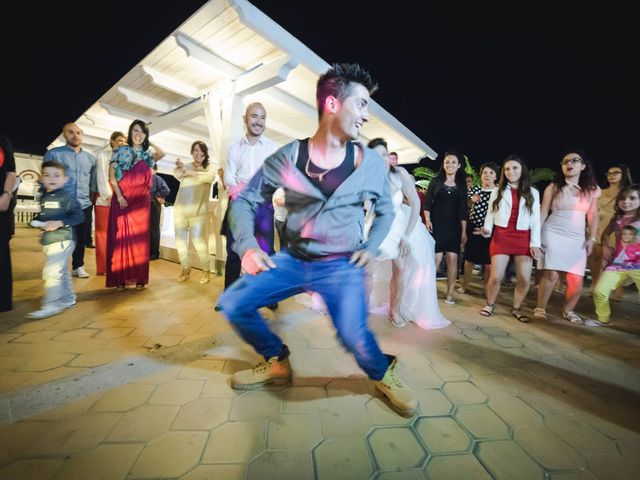 Il matrimonio di Elisa e Enzo a Armungia, Cagliari 122