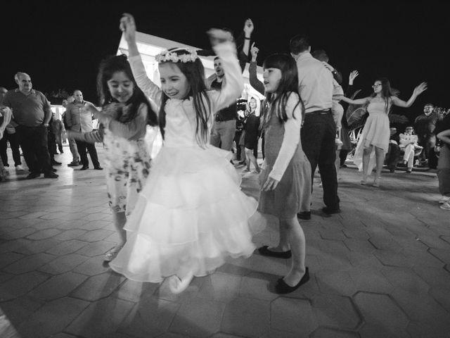 Il matrimonio di Elisa e Enzo a Armungia, Cagliari 123