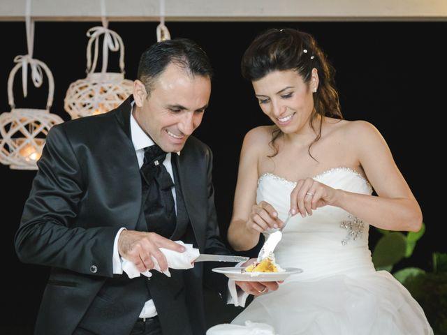 Il matrimonio di Elisa e Enzo a Armungia, Cagliari 127